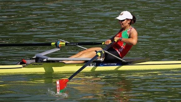 Десислава Георгиева донесе втори бронз за България от Световното по гребане до 23г. в Полша
