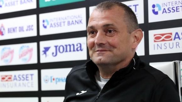 Загорчич: Трябва да вярваме, ранен гол ще е голям натиск за Хайдук