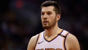 ЦСКА (М) взе играч от НБА