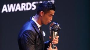 Кои ще спорят за FIFA The Best?