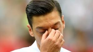 """Шефовете на германския футбол поеха част от вината по случая """"Йозил"""""""