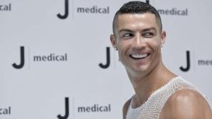 Резултатите не лъжат: Кристиано Роналдо има физиката на 20-годишен атлет