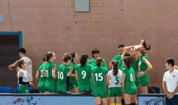 България остана 5-а на Балканиадата за девойки до 16 години