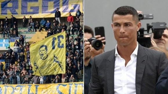 """Роналдо ще """"бръкне"""" много сериозно в джобовете на феновете на Юве"""