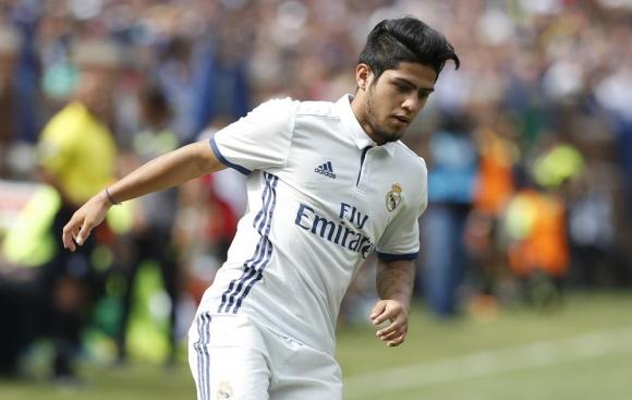 Реал Мадрид преотстъпи млад нападател на Коринтианс