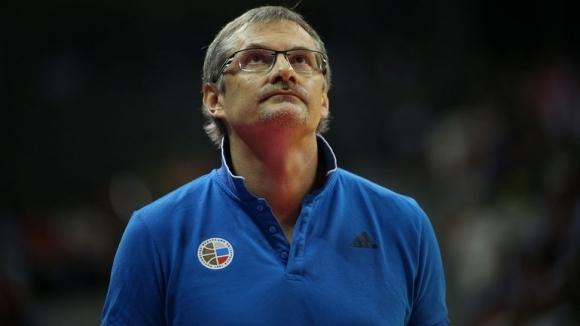 Сергей Базаревич: Ще ни бъде много трудно да се класираме за световното първенство