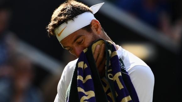Дел Потро се цели в добър резултат на US Open