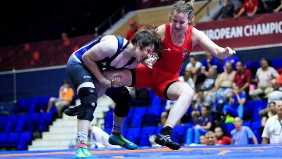 Юлияна Янева ще атакува европейската титла в Рим
