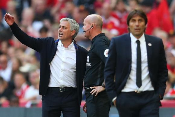 Моуриньо за първи път проговори за новия мениджър на Челси