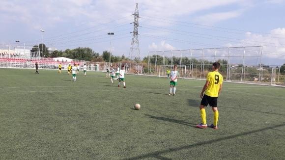 Ботев (Пловдив) спечели българското дерби в Скопие