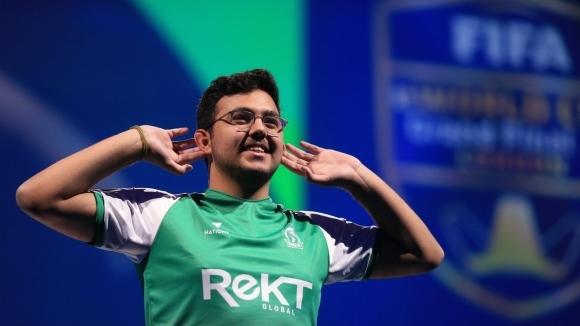 Арабин е новият крал на FIFA 18, геймърът прибра четвърт милион долара