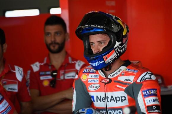 Довициозо и Роси детронираха Маркес в квалификацията от MotoGP в Чехия
