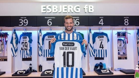 Рафаел ван дер Ваарт с нов отбор