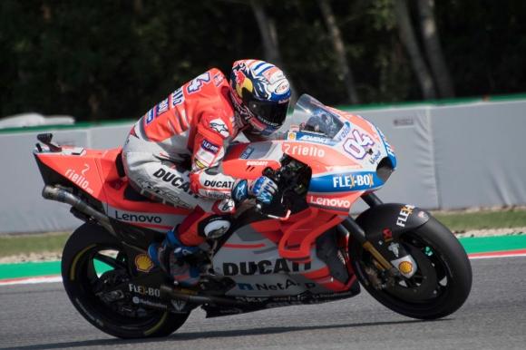 Довициозо донесе първата победа на Ducati в Чехия от 2007