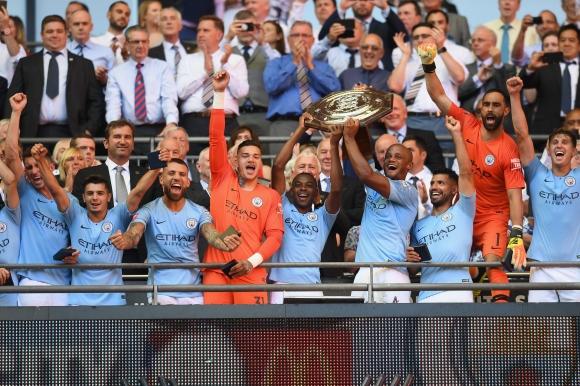 Агуеро вгорчи дебюта на Сари и донесе нов трофей на Манчестър Сити (видео)