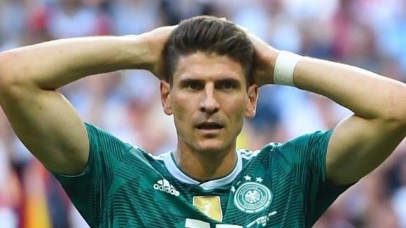 Марио Гомес няма да играе повече за Германия