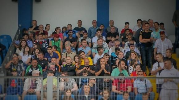 Арда: Много малко отбори могат да се похвалят с многобройна и европейска публика като нашата