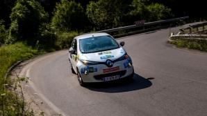Французи триумфираха в Еко Рали България 2018