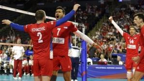Сърбия стартира подготовка за Мондиал 2018