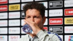 Диего Симеоне иска да вземе сина си в Атлетико