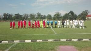 Ботев (Гълъбово) поведе в класирането на Втора лига