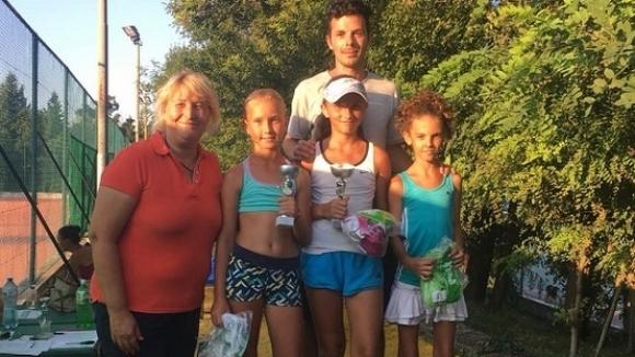 Маринов и Илиева спечелиха Регионално до 12 год. във Варна