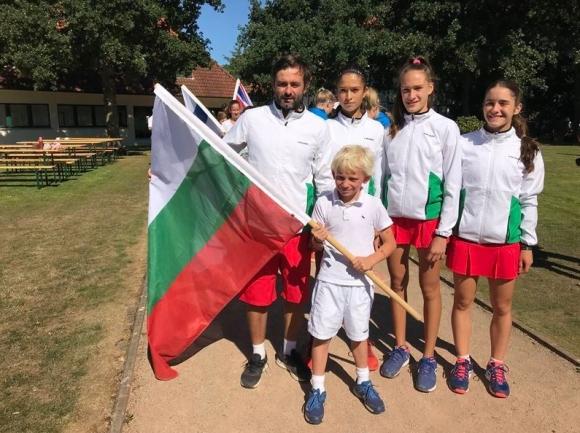 България започва срещу Чехия на Световното за девойки до 14 год.