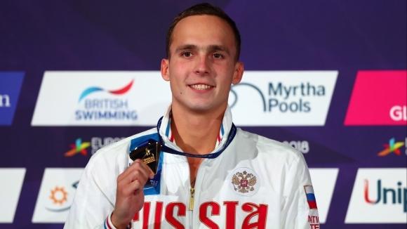 Чупков шампион на 200 м. бруст с нов европейски рекорд
