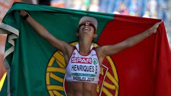 Световната шампионка спечели титлата на 50 километра спортно ходене