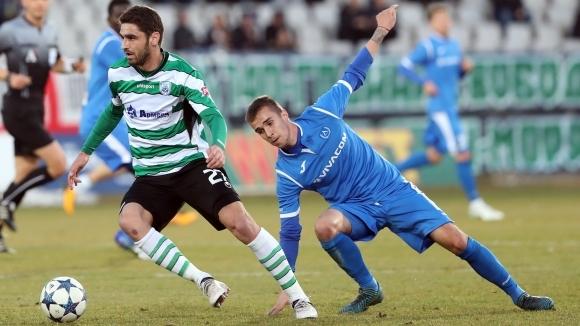Дани Димов подписа с турски клуб