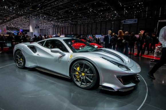 Ferrari прави най-голямата печалба от продадена кола в света