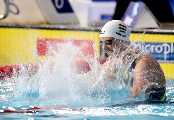 Катинка Хосу спечели пета европейска титла на 200 метра съчетано