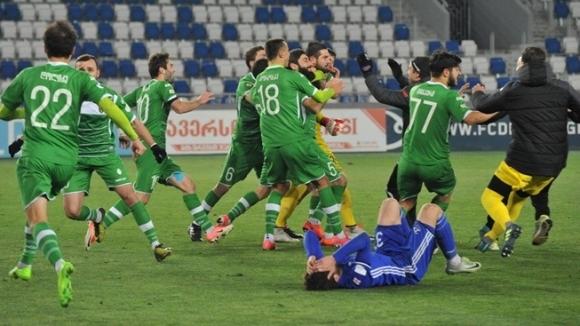 Май вече е ясен евентуалният съперник на Лудогорец в Лига Европа, българин бележи за Кутаиси
