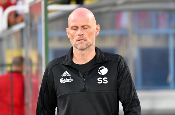 Треньорът на Копенхаген: Срещнахме силен отбор, не знам колко повлия червеният картон