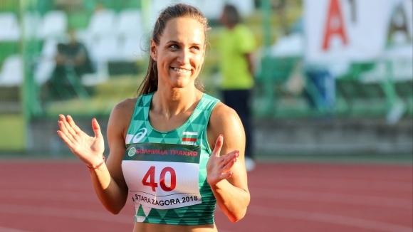 Ефтимова с добър шанс за полуфинал на 200 метра