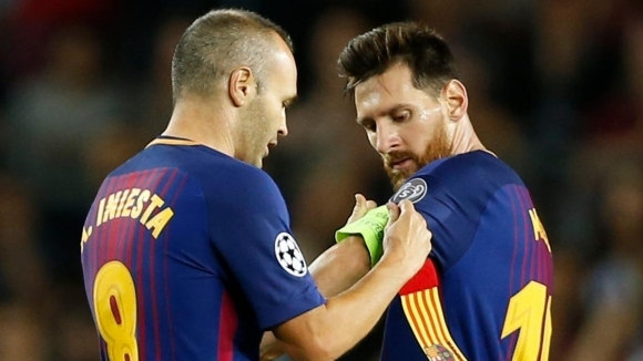 Лионел Меси е новият капитан на Барселона