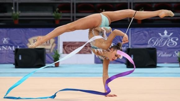Русия с трите си най-добри гимнастички на Световното в София