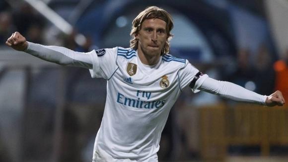AS: Модрич остава в Реал Мадрид