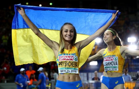 Украинка защити титлата си на 800 метра