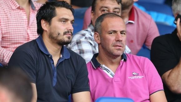 Кишишев: Излагацията е такава, че Бургас няма отбор в професионалния футбол