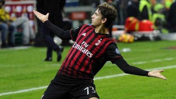 Милан продава свой талант на Сасуоло