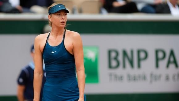 Мария Шарапова няма да играе на турнира в Синсинати
