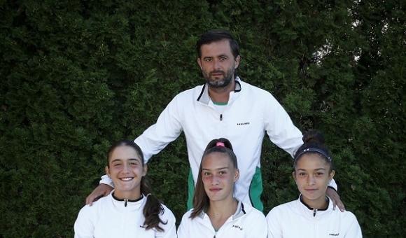 България зае 9-о място на Световното за девойки до 14 години