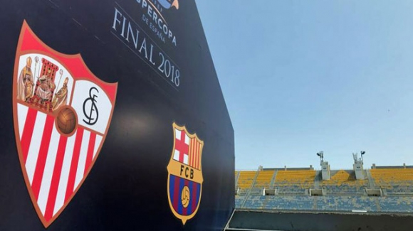 Барса търси първи трофей за сезона срещу Севиля