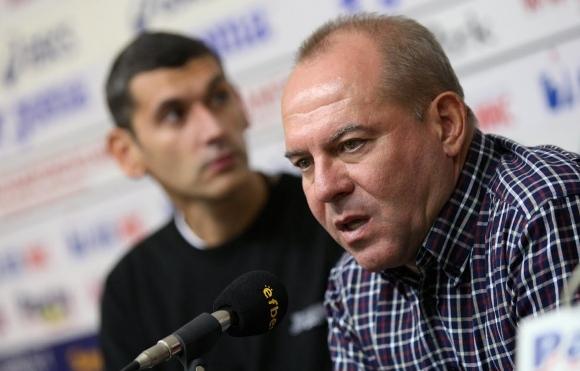 Мариан Колев: ЦСКА няма бюджет като други отбори, но има дух и традиция