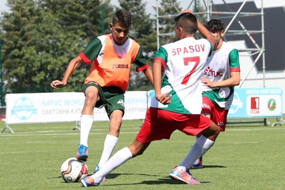 България с 2 победи на Световната купа SATUC (галерия)