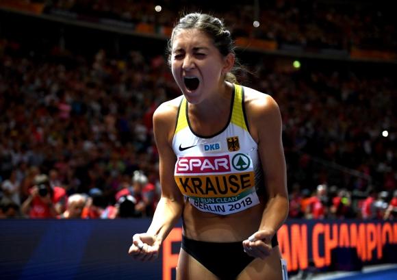 Домакински триумф в бягането на 3000 метра стипълчейз на ЕП по лека атлетика