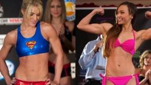 Секси битка на UFC 229