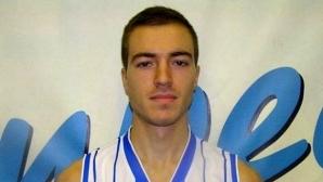 Академик Бултекс 99 взе още един талант от Черно море