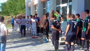 Атлетик (Куклен) надигра дебютанта Садово за едно полувреме